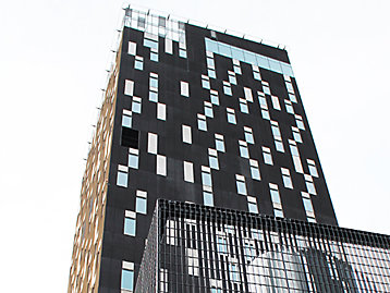 Coromatic Checks In At Finland's Tallest Hotel
