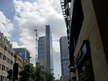 FG Wilson Takes Power Generation To New Heights At Heron Tower