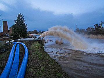 Power Electrics Respond To The UK Storms