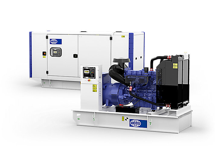Small Generator Range-220 KVA