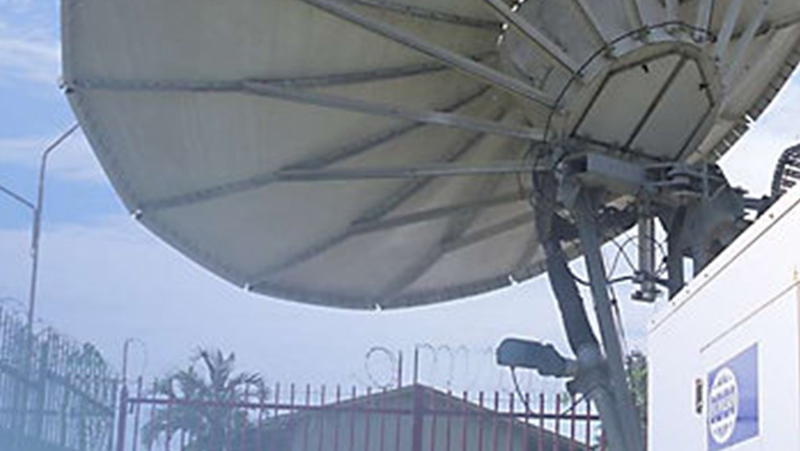 Telecommunications In Papua